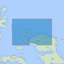 3248 North-West Irian Jaya and Adjacent Islands Admiralty Chart