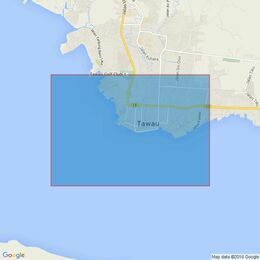 2099 Tawau and Approaches Admiralty Chart