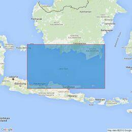 1066 Java Sea Admiralty Chart