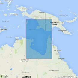 4720 Booby Island to Cape Wessel Admiralty Chart