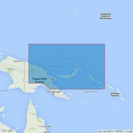4622 Admiralty Islands to Solomon Islands Admiralty Chart