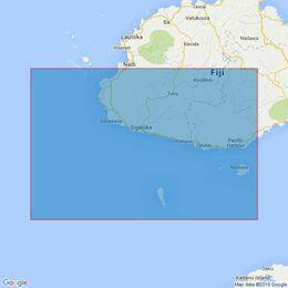 746 Navula Passage to Beqa Admiralty Chart