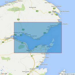 4768 Baie des Chaleurs/Chaleur Bay Admiralty Chart