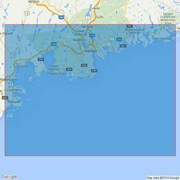 4751 Egg Island to West Ironbound Island Admiralty Chart