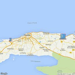 411 Mariel and Matanzas Admiralty Chart