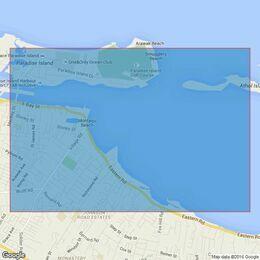 1452 Nassau Admiralty Chart