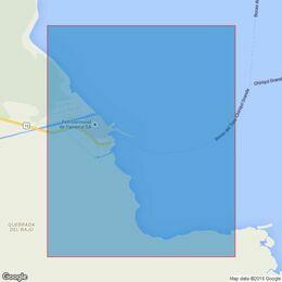 55 Laguna de Chiriqui Admiralty Chart