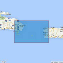 472 Mona Passage Admiralty Chart