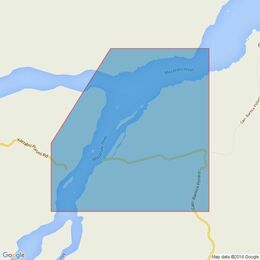 2783 Essequibo River - Mamarikuru Is. to Bartica including the Entrance to the Mazaruni River Admiralty Chart