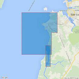 535 Baia De Sao Marcos Admiralty Chart