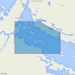 2525 Choiseul Sound Admiralty Chart