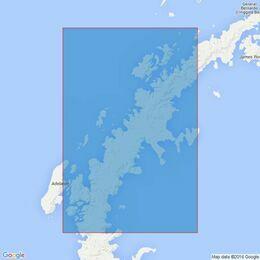 3570 Brabant Island to Adelaide Island Admiralty Chart