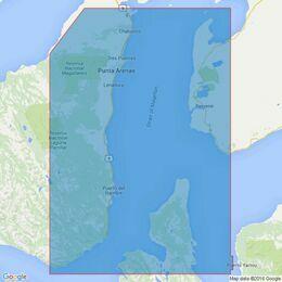 4267 Paso Nuevo to Paso Del Hambre Admiralty Chart
