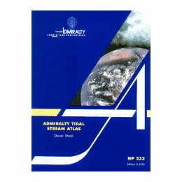 NP233 Admiralty Tidal Stream Atlas Dover Strait