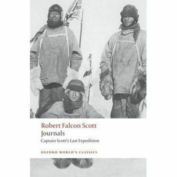 Journals Captain Scotts Last Expedition