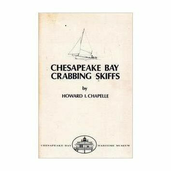 Chesapeake Bay Crabbing Skiffs (faded cover)