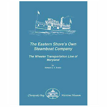 The Eastern Shores own Steamboat Company (faded cover)