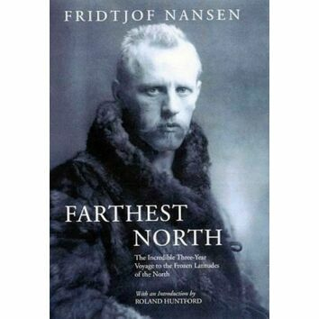 Farthest North (Hardback faded cover)