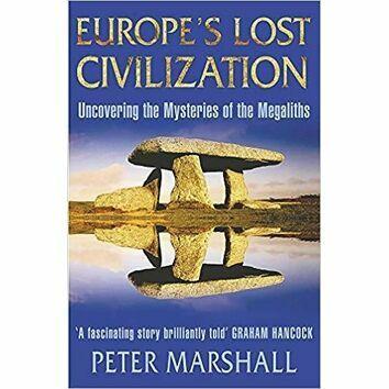 Europe\'s Lost Civilization (Hardback faded cover)