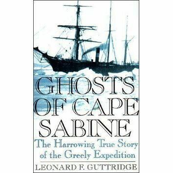 Ghosts of Cape Sabine (Hardback faded cover)