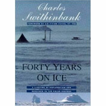 Forty Years on Ice (Faded cover)