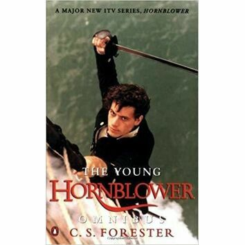 The Yound Hornblower Omnibus (cover slightly damaged)