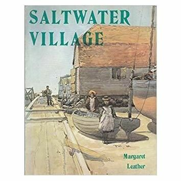 Saltwater Village (slightly faded) (Was £6.95)