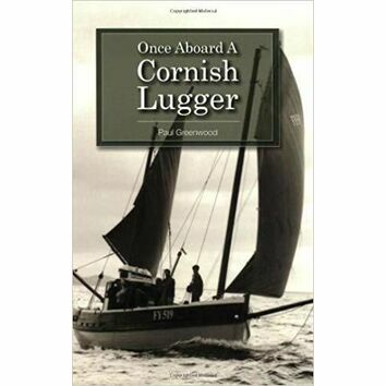 Once Aboard a Cornish Lugger (sale item)