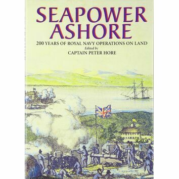 Seapower Ashore (Faded cover sleeve)