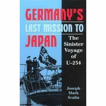 Germanys Last Mission to Japan