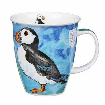 Nevis Puffin Mug
