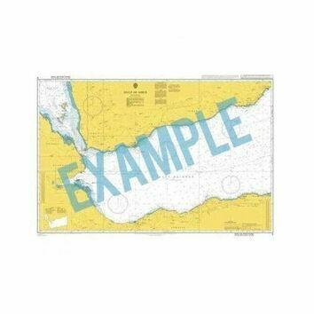 461 Bahamas Ocean City Admiralty Chart