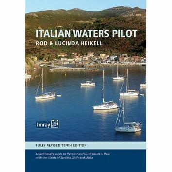 Imray Italian Waters Pilot 10th Edition