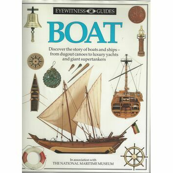 Eyewitness Guides Boat (Slightly damaged sleeve)