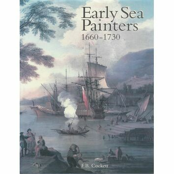 Early Sea Painters 1660 - 1730 (slightly faded sleeve)