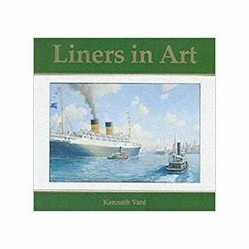 Liners in Art (slightly faded sleeve)