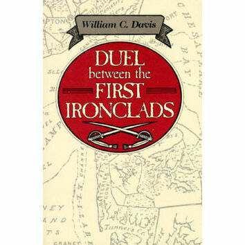 Duel between the first ironclads (slight faded sleeve)