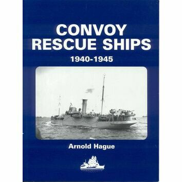 Convoy Rescue Ships 1940 - 1945 (slight fading to cover)