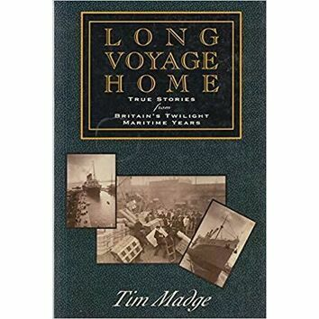 Long Voyage Home (slight fading to edge of pages)