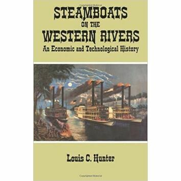 Steamboats on the Western Rivers (slight fading to cover)