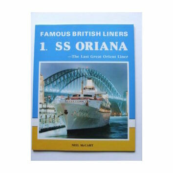 Famous British Liners 1 SS Oriana