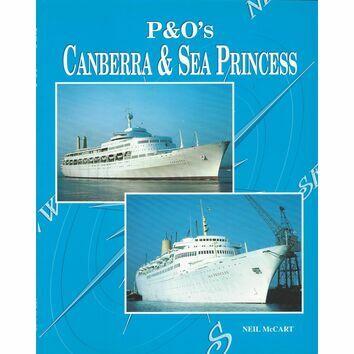P & O\'s Canberry & Sea Princess