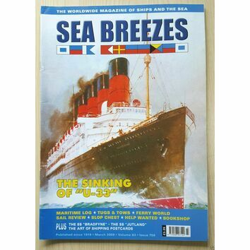 Sea Breezes the worldwide magazine of ships and the sea