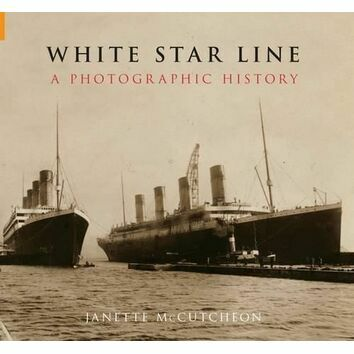 White Star Line - A Photographic History