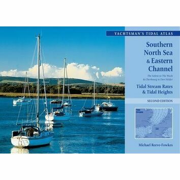 Yachtsmans Tidal Atlas - Souther North Sea & Eastern Channel