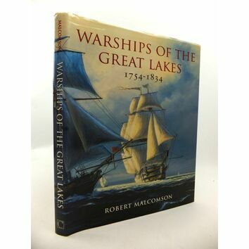 Warships of the Great Lakes 1754 - 1834