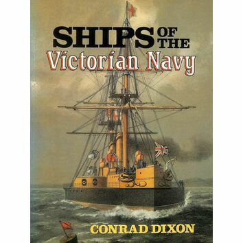 Ships of the Victorian Navy (slightly faded binder)