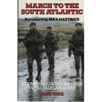 March to the South Atlantic (Faded cover)