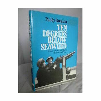 Ten Degrees below Seaweed (faded cover)