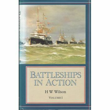 Battleships in Action  Vol 1 (faded sleeve)